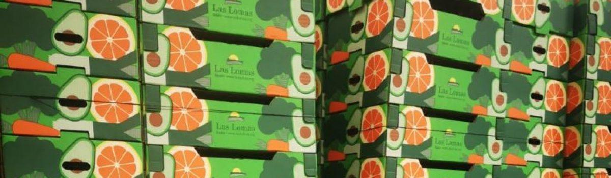 Las Lomas Branded Carton Box